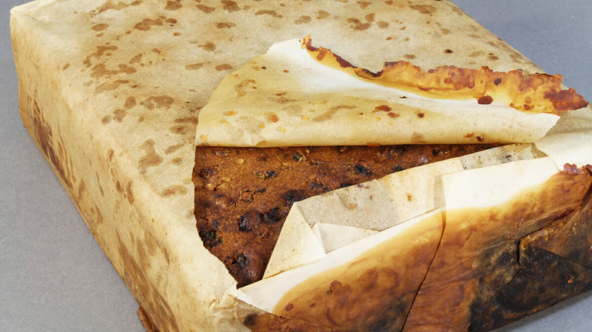 'Almost' Edible Historic Fruitcake Found Preserved in Antarctica for 106 Years