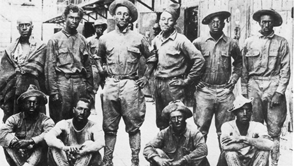 Who Were the Mighty Fighting Buffalo Soldiers?