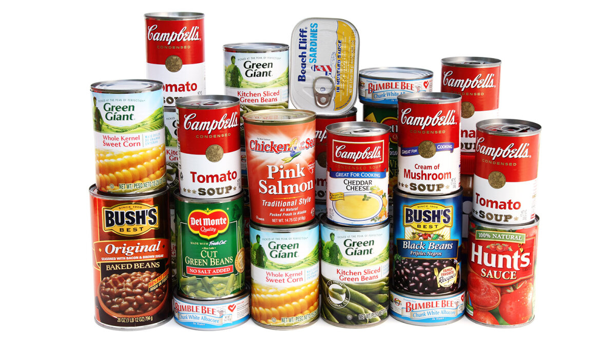 2. Does Canned Food Really Deserve a Bad Rap?