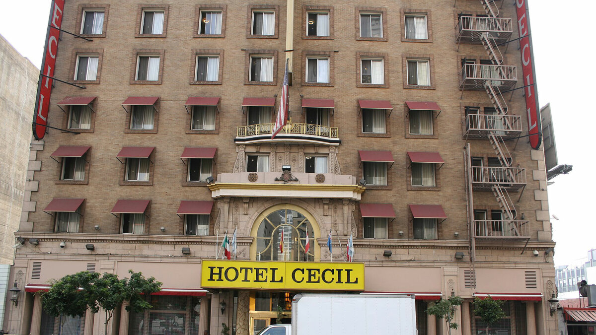 1. The Story of the Cecil, One of the Creepiest Hotels in the World