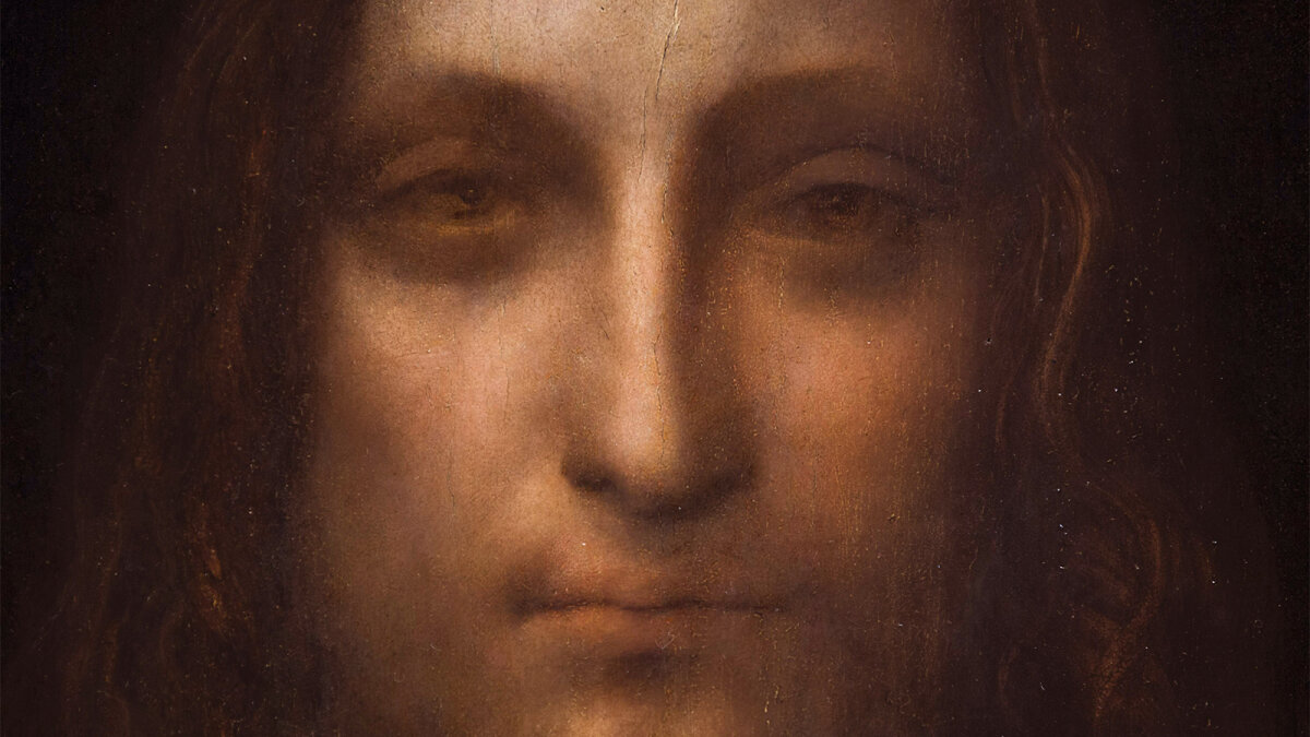 Did an Eye Deformity Affect da Vinci's Painting?