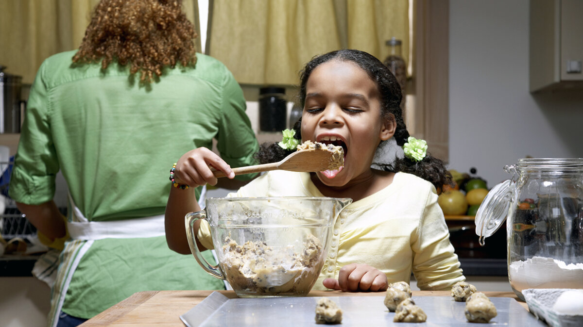 More Reasons Not to Eat Raw Cookie Dough