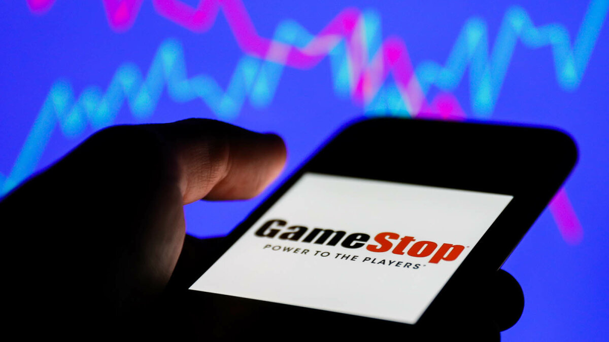 2. Why GameStop Shares Stopped Trading