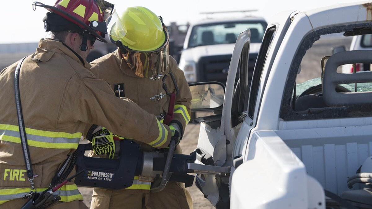How the Jaws of Life Work