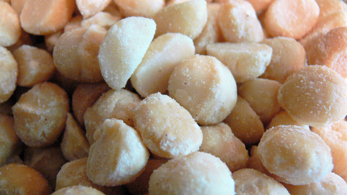 Here's Why Macadamia Nuts Are So Delicious and So Crazy Expensive