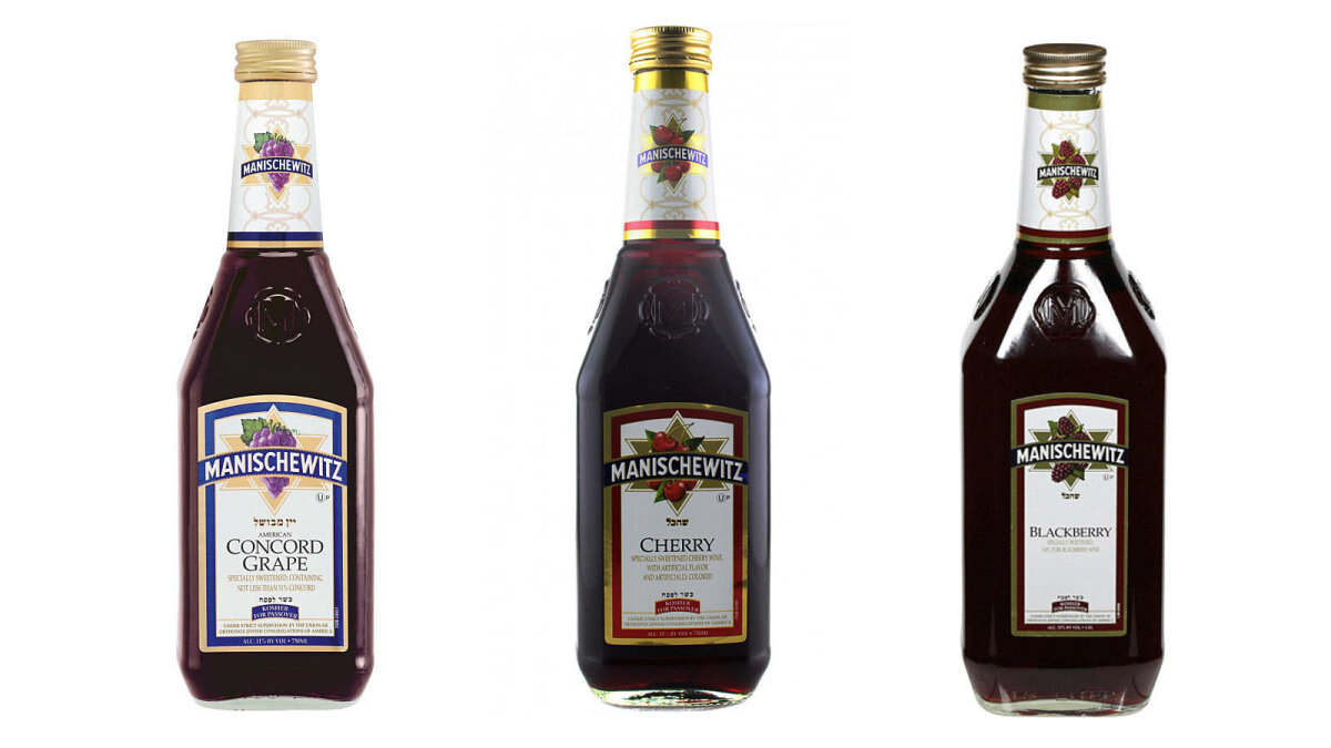Manischewitz: The Great History of the Not-so-great Wine