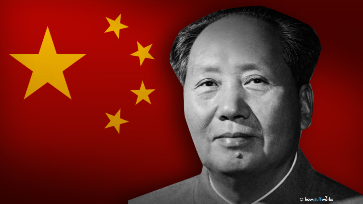 Chairman Mao Zedong Used Death and Destruction to Create a New China