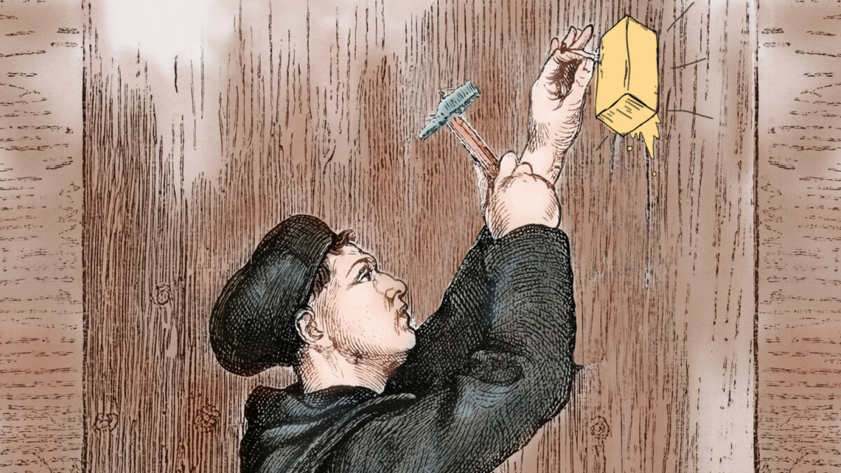 How Butter Fueled the Protestant Reformation