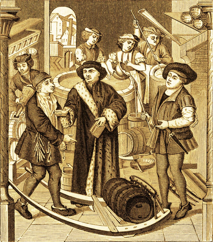Did Medieval People Drink Beer Instead of Water? — Plus More Boozy History