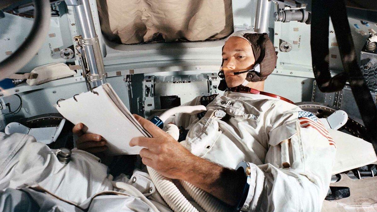 Remembering Michael Collins, Apollo 11 Hero