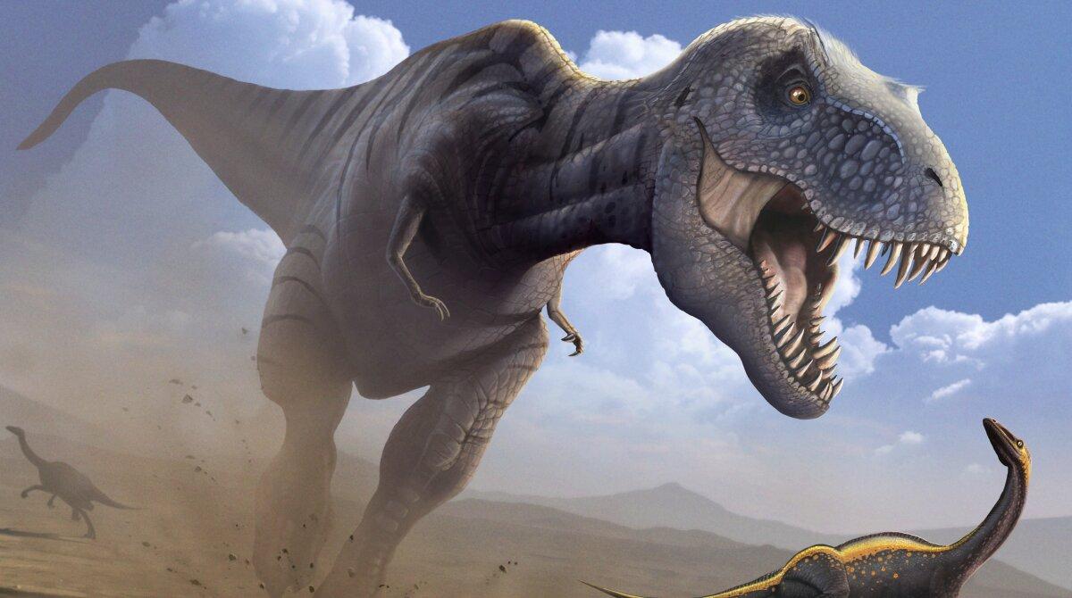 Could You Really Outrun a Tyrannosaurus Rex?
