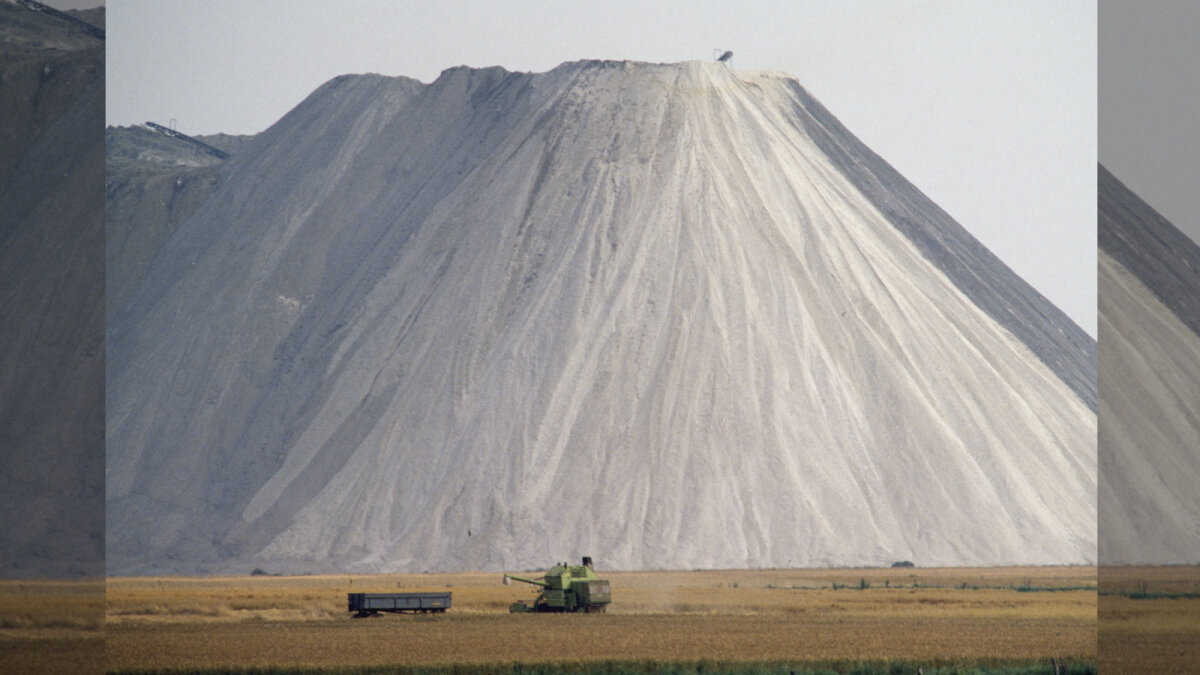 4 Facts About Phosphate, the Chemical Compound That's Everywhere