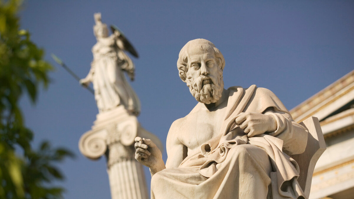 Why Are We Still Talking About Plato 2,100 Years Later?