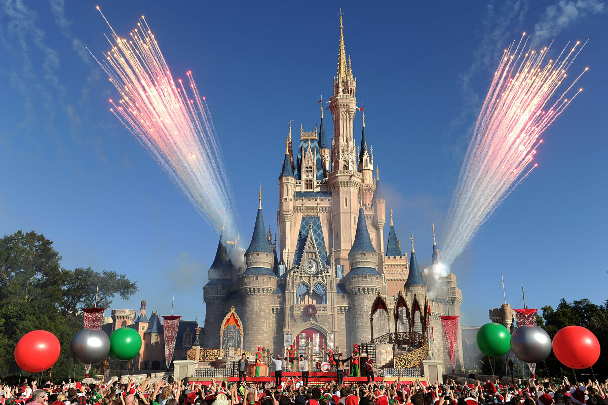 Is There a Secret City Under Walt Disney World?