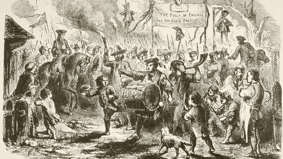 Why the Stamp Act Was Reviled in the American Colonies