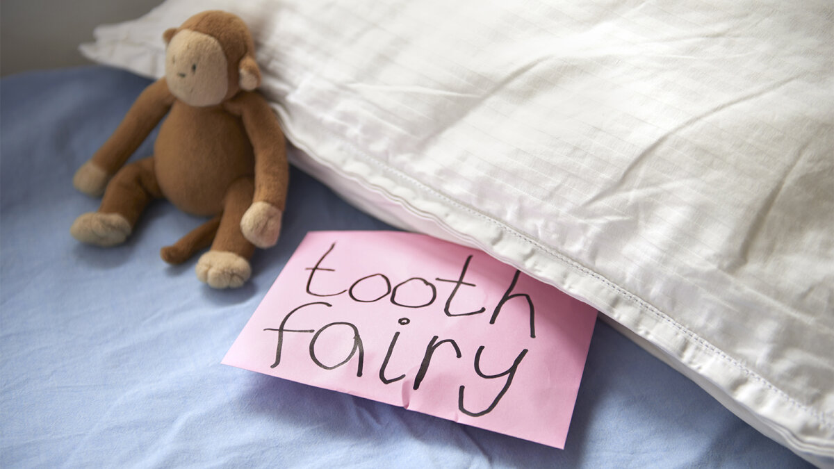 4. Cash for Teeth: The Legend of the Tooth Fairy