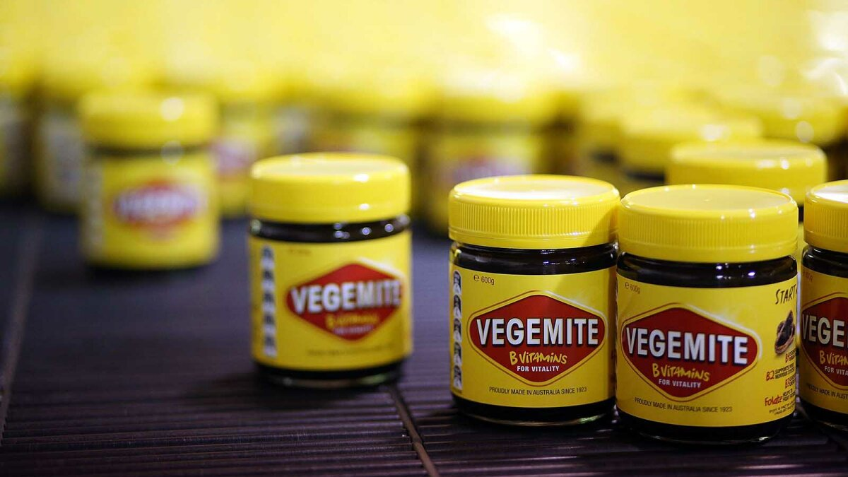 1. Vegemite Is the Curious Comfort Food From Down Under