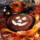 Jack-o'-Lantern Gingerbread
