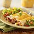 Fiesta Beef Enchiladas
