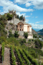 Aosta Valley Wine Region