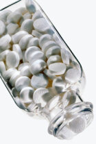 Does taking an aspirin daily affect your skin?