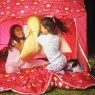 10 Backyard Camping Activities