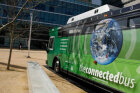 Can you make a WiFi network out of a bus?