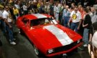 Classic Muscle Car Image Gallery