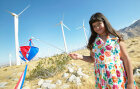 How will clean energy help future generations?