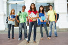 What are the hot back-to-school clothes for teens?