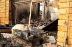 Why is concrete fire resistant?