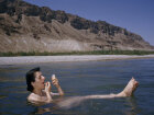 Is the Dead Sea really dead?