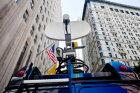 What is digital satellite news gathering?