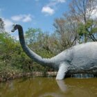 Could Dinosaurs Swim?