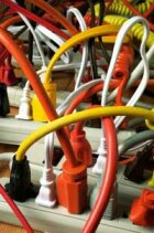 How can a surge protector save energy?