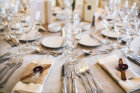 Why do formal meals include so much silverware?