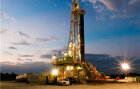 How is gas extracted from shale?