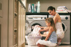 What are high-efficiency washers?