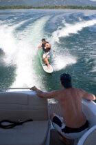 How Wakesurfing Works