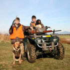 How Hunting ATVs Work