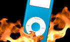 How can an iPod set your pants on fire -- literally?