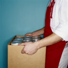 What keeps longer -- canned or boxed food?
