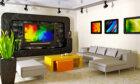 10 High-tech Media Room Ideas