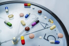 What happens if you miss a dose of antibiotics?