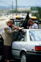 What is the most commonly towed item in the world?