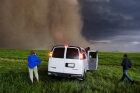 Can you really outrun a tornado?