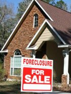 What's the No. 1 reason for foreclosure?1