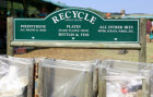 How does polystyrene recycling work?