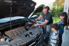 Are solar car battery chargers effective?