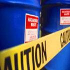 How do facilities store hazardous waste?
